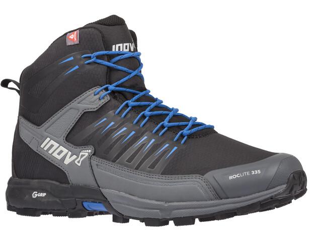 inov-8 Roclite 335 Shoes Unisex black/blue